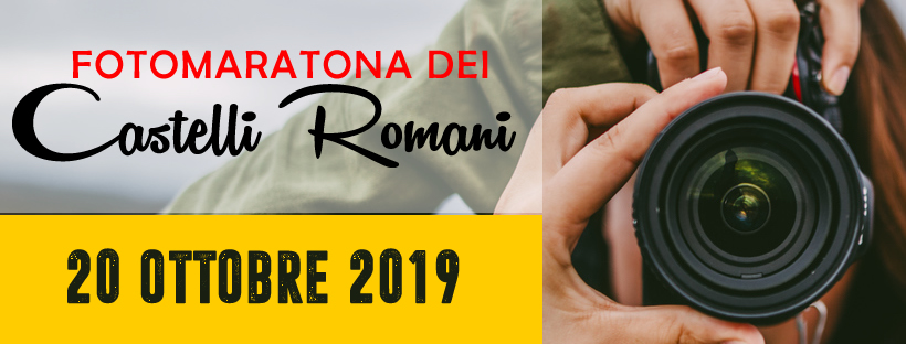 fotomaratona dei castelli romani 2019